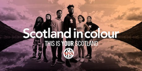 Scotland in Colour / Black & Brown History Month  Festival tickets