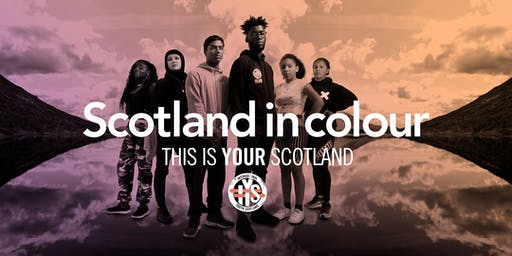 Scotland in Colour / Black & Brown History Month  Festival