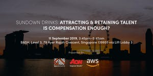 Sundown Drinks: Attracting and Retaining Talent – Is...