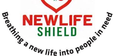 NEWLIFE SHIELD FUNDRAISING EVENT tickets