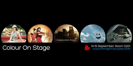 IBC2019 Colour On Stage Tickets