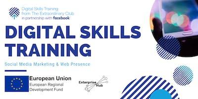 Digital Skills Training with The Enterprise Hub