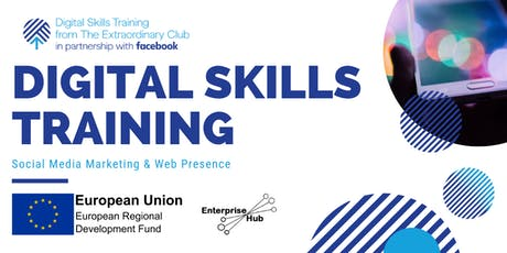 Digital Skills Training  with The Enterprise Hub tickets