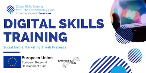 Digital Skills Training  with The Enterprise Hub