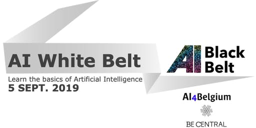 AI White Belt - Learn the Basics of Artificial Intelligence