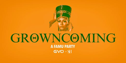 Grown-Coming: Official Carpe Diem After Party