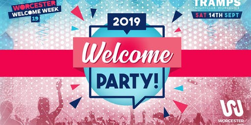 Welcome  Party 2019!