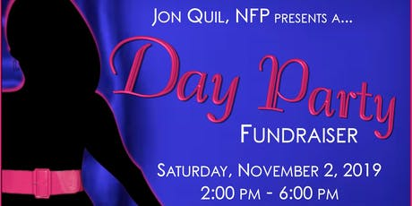 Jon Quil, NFP's Day Party Fundraiser tickets