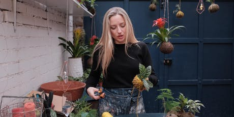 Make a Kokedama Masterclass (Private session for  Broadgate Occupiers only) tickets