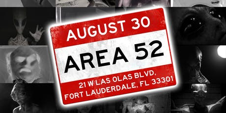 Area 52  tickets