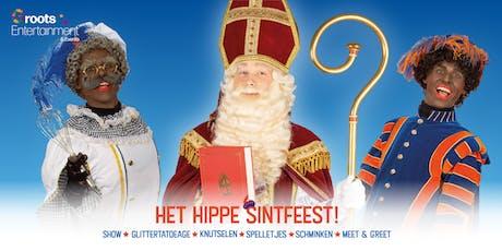 Het Hippe Sintfeest! - Voorstelling 2 tickets