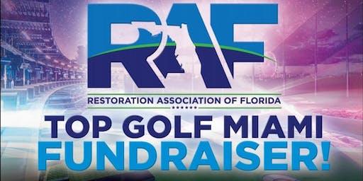 RAF Topgolf Miami Event!