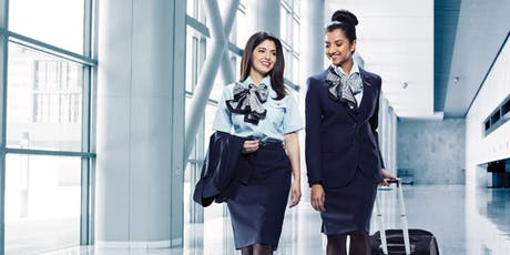 Become Cabin Crew – Info Session Madrid tickets
