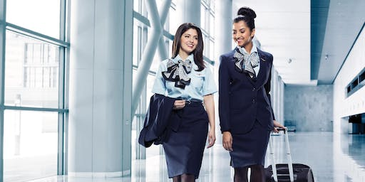 Become Cabin Crew – Info Session Madrid