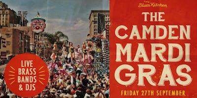 The Camden Mardi Gras: Heavy Beat Brass Band