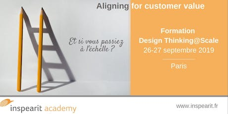 Formation Design Thinking @Scale billets
