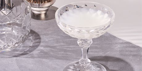 Masterclass cocktails: Le White Lady tickets