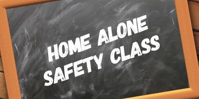 Home Alone Safety Class (youth ages 8 to 13) *For South Windsor students only