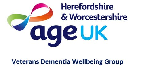 Veterans Dementia Wellbeing Group - Engagement Event tickets