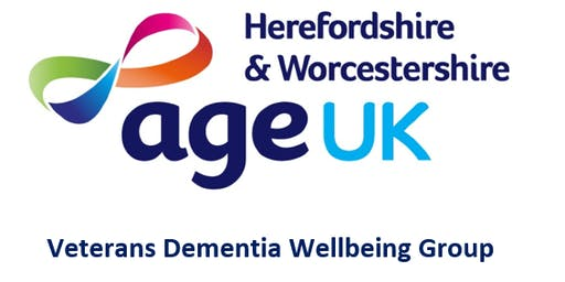 Veterans Dementia Wellbeing Group - Engagement Event
