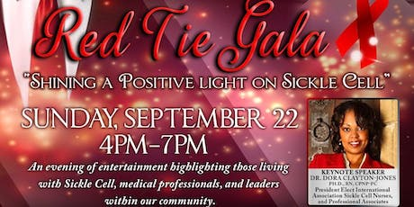 Sickle Cell Red Tie Gala 2019 tickets