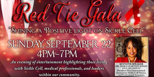 Sickle Cell Red Tie Gala 2019