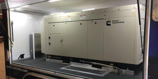 Cummins Generator Display Event - RALCO Electric (REGISTRATION OPTIONAL)