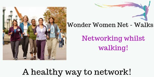 Wonder Women Net-Walks