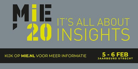 Marketing Insights Event (MIE) 2020 tickets