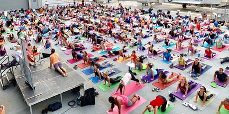 IronStrength on Intrepid with Dr Jordan Metzl and Y7 Studio Yoga  tickets