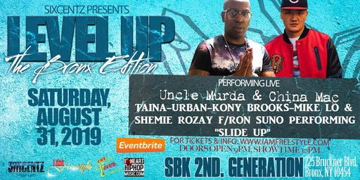 The Bronx Edition with Uncle Murda, China Mac, Shemie Rozay & More