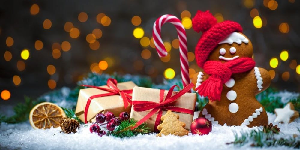 Year End Evp Meeting And Christmas Party Tickets Thu 5 Dec
