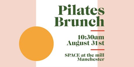 Rebalance, unwind and feast at a Pilates Brunch tickets