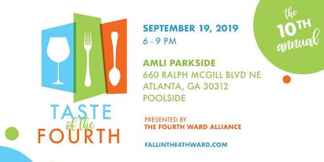 Taste of the Fourth 2019 tickets