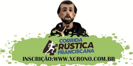 CORRIDA RÚSTICA FRANCISCANA tickets