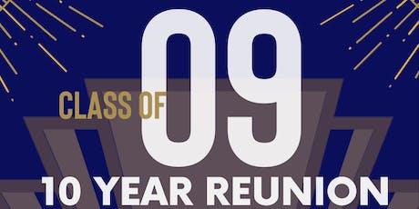 Western Branch High School C/O 2009 Ten Year Reunion tickets