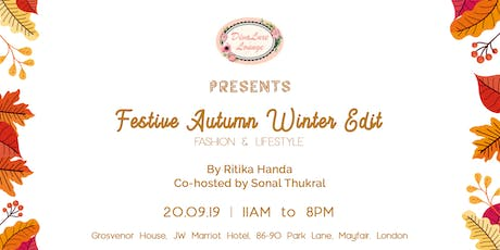 Autumn Winter Edit tickets
