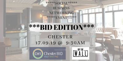 CH1BID Social Networking Event