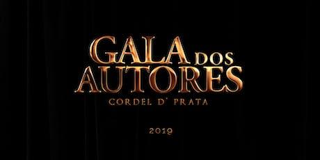 Gala dos Autores billets