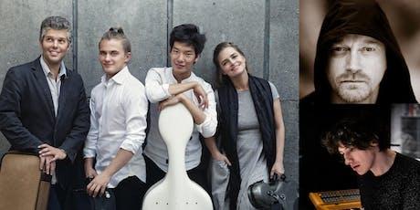 Kelemen Quartet & Jono Podmore, Roland Dill Tickets
