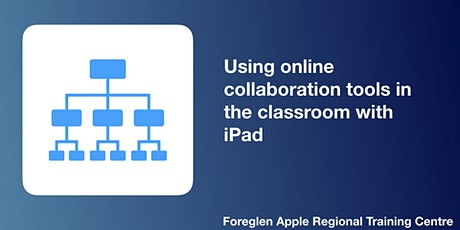 Using online collaboration tools in the classroom with iPad tickets