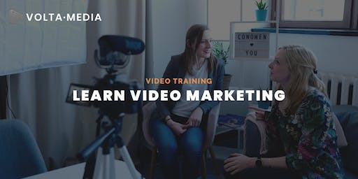 DIY Video Marketing For Business - Video Training Workshop