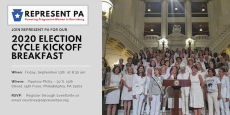 Represent PA Fall Kickoff Breakfast tickets