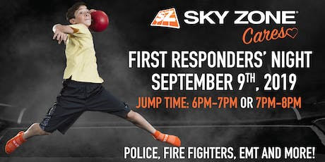 Sky Zone Cares First Responders' Night Indy South tickets