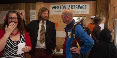Weston Artspace: Members Meeting tickets