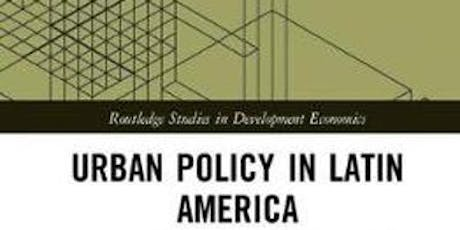 Urban Policy in Latin America: Towards SDG? tickets