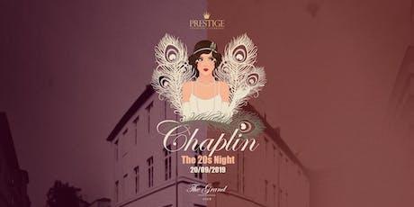 Chaplin - The 20s Night  tickets