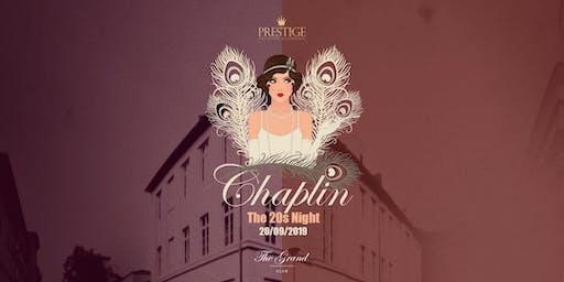 Chaplin - The 20s Night