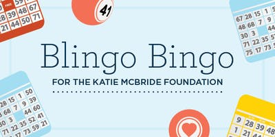 Blingo Bingo for The Katie McBride Foundation