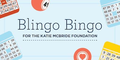 Blingo Bingo for The Katie McBride Foundation